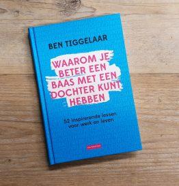 Preview nieuw boek Ben Tiggelaar
