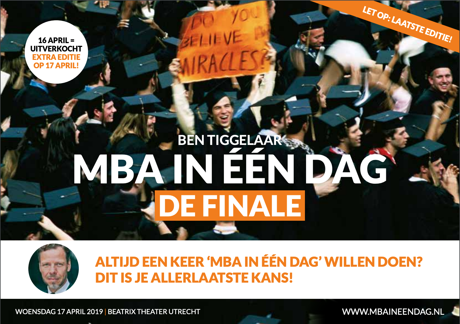 Brochure MBA in één dag