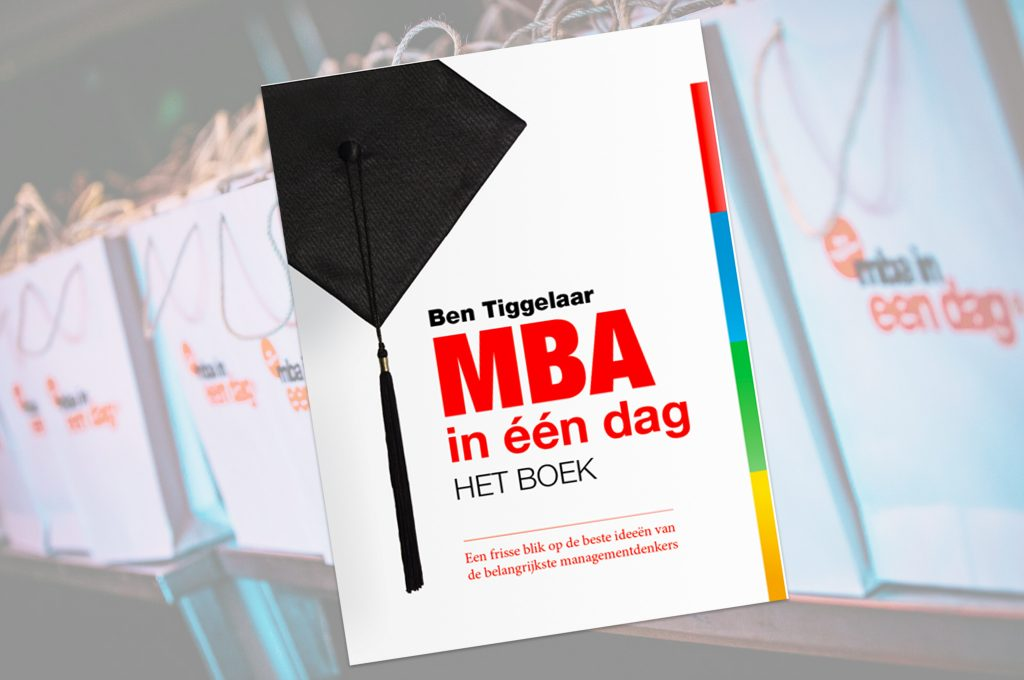 E-book MBA in een dag